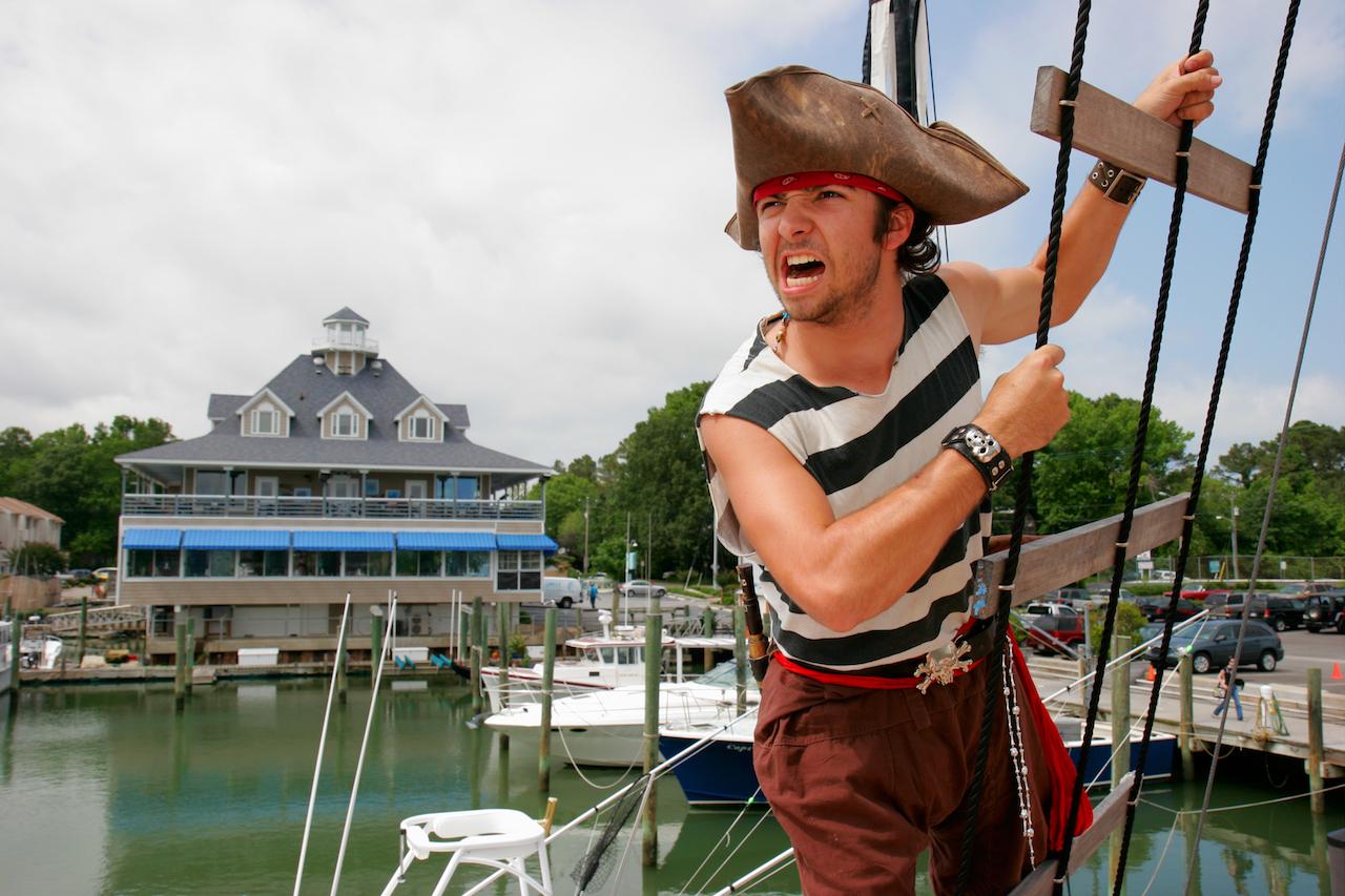 Peg Leg Pirate Cruise