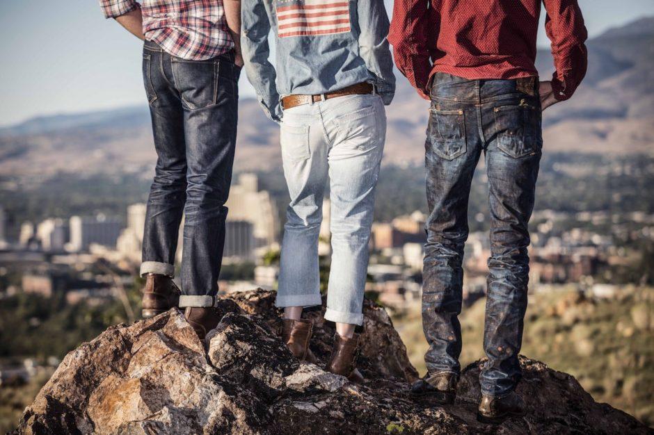 Reno Blue jeans