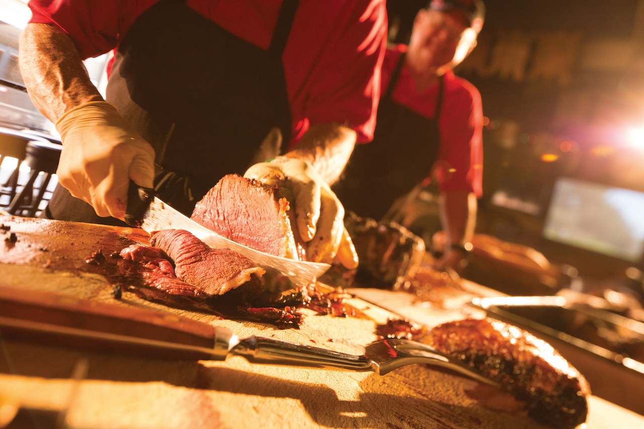 Santa Maria Valley barbecue