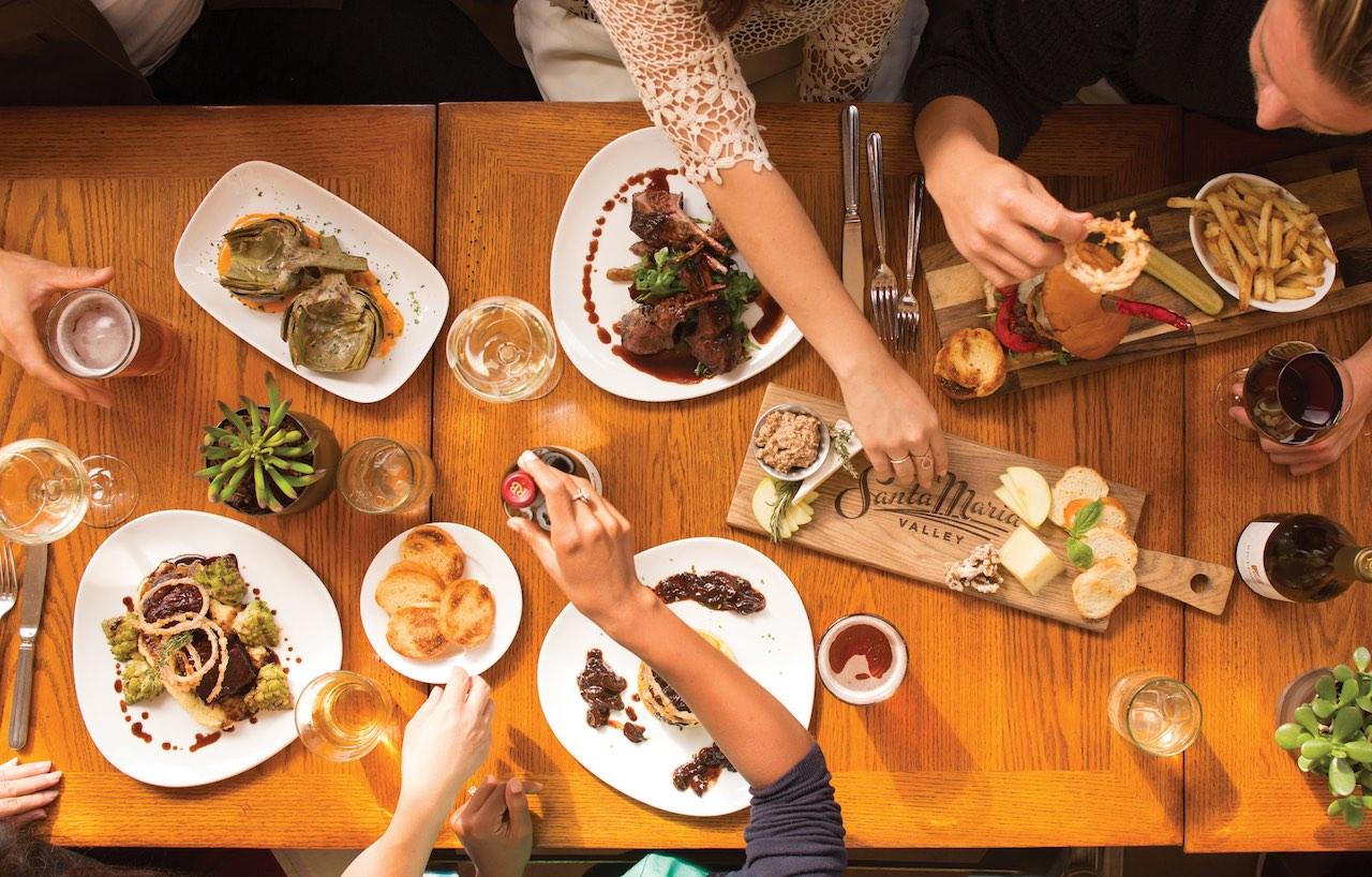 Santa Maria Valley table