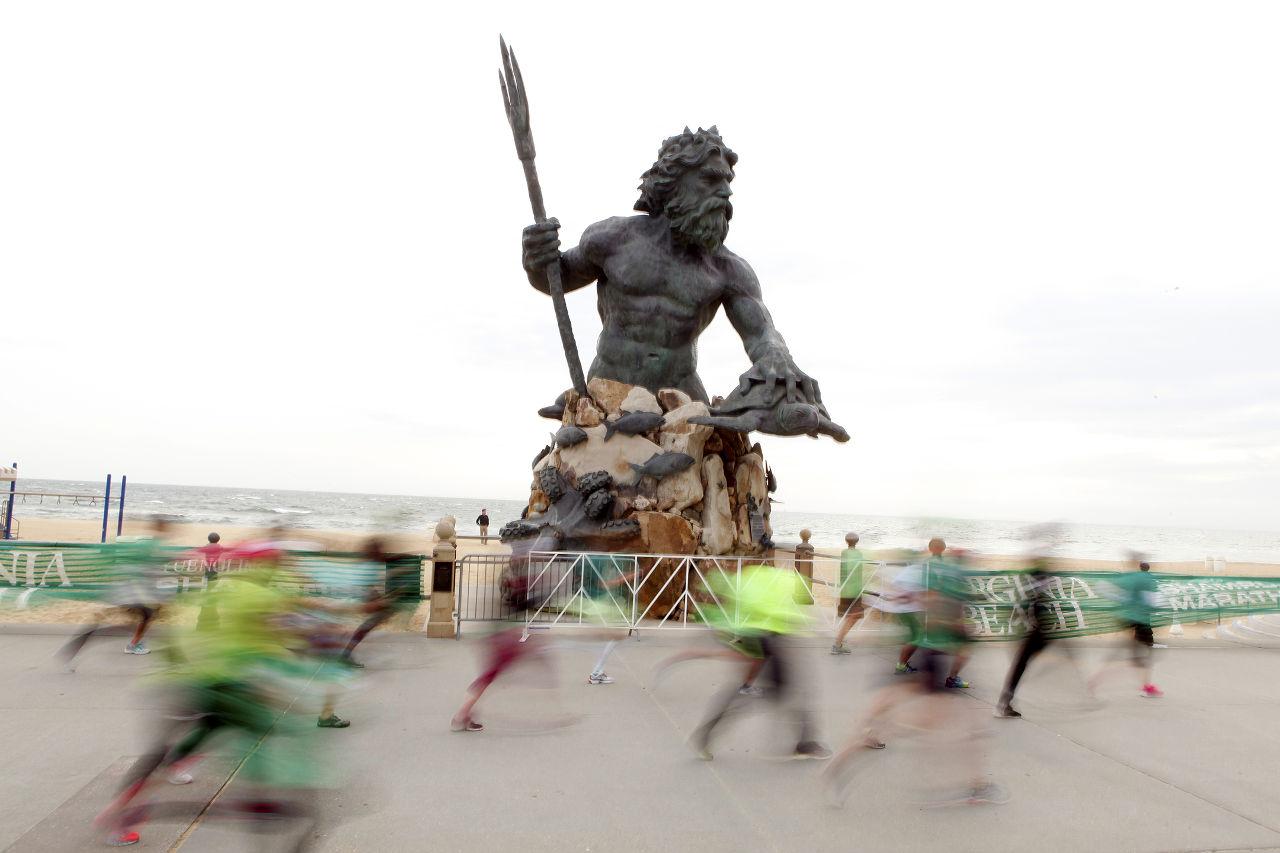 Shamrock Marathon - Neptune