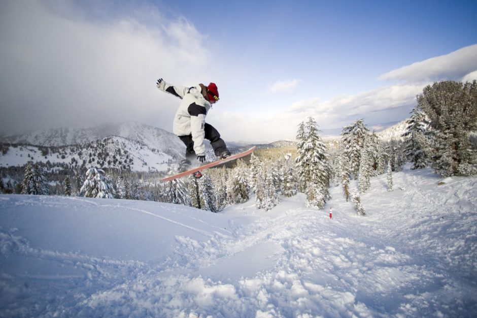 Snowboard Reno ski resorts