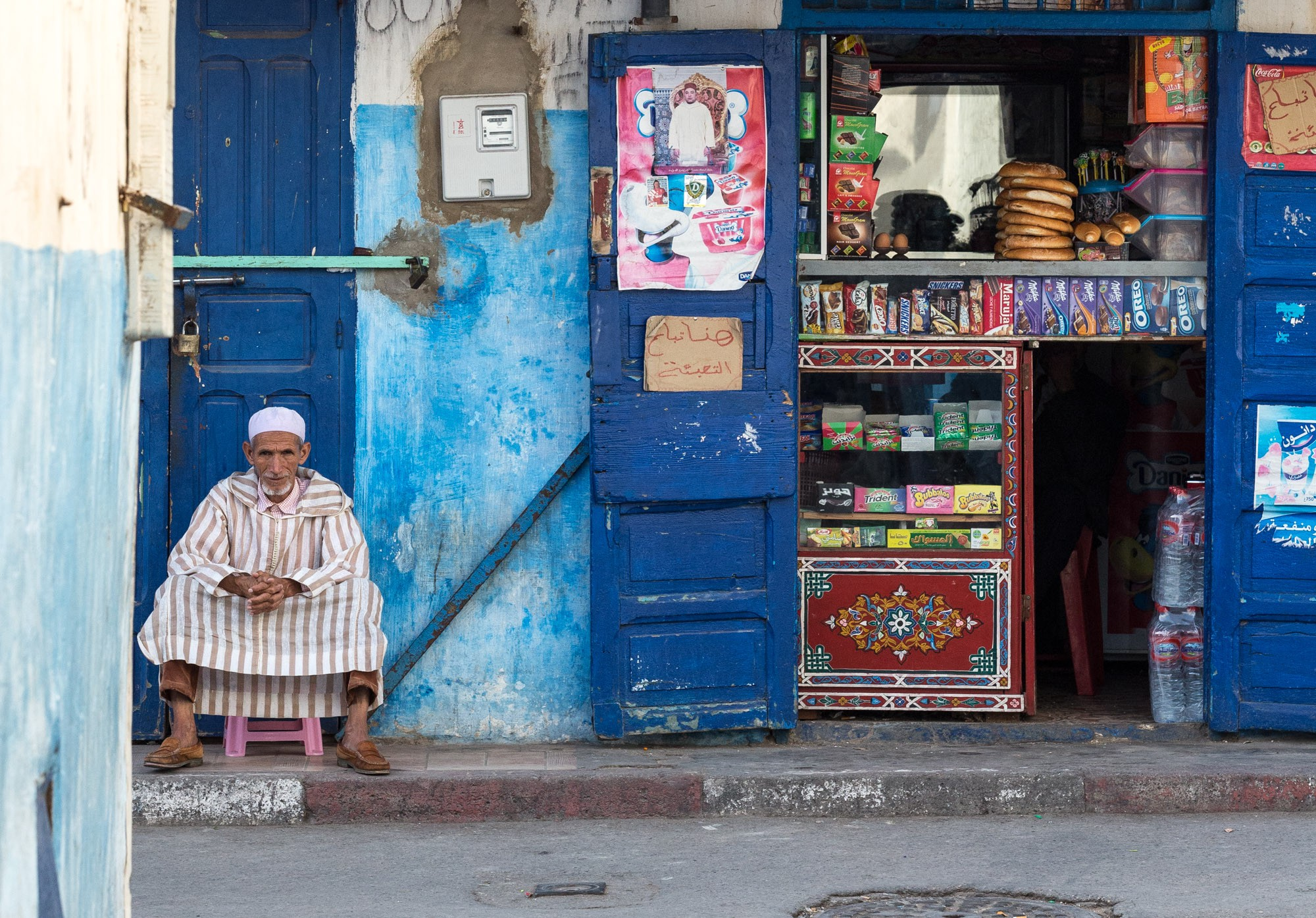 The profound beauty of a Muslim country