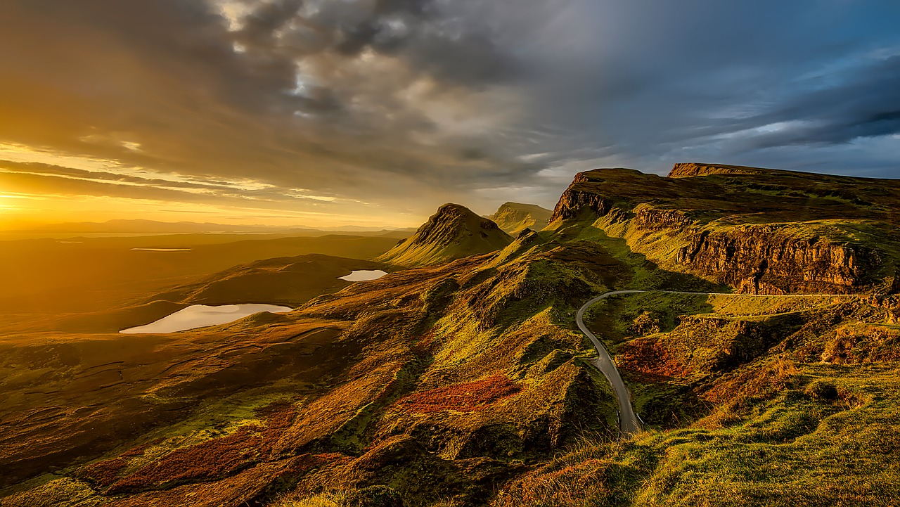 How to road trip Scotland