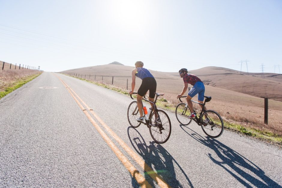 San Luis Obispo biking