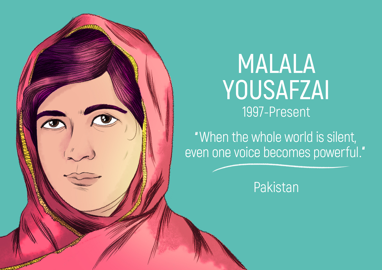 10 inspirational women from around the world