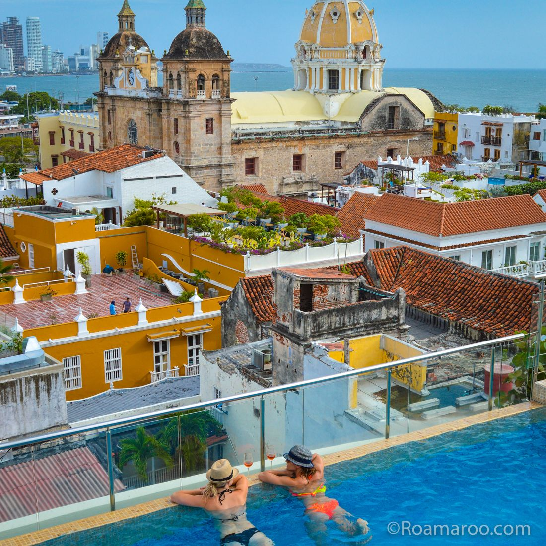 Cartagena - most romantic places to travel