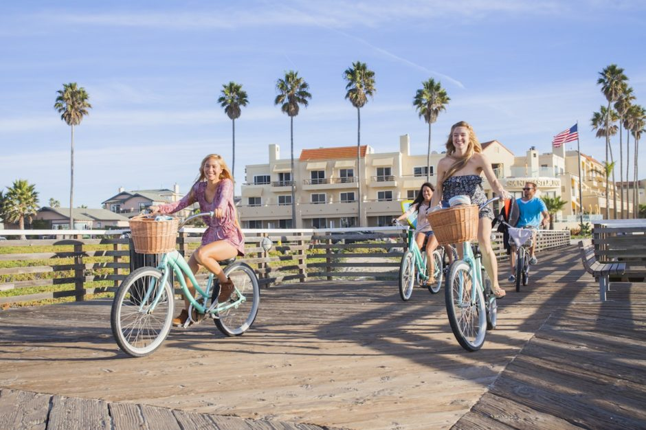 San Luis Obispo bicycles