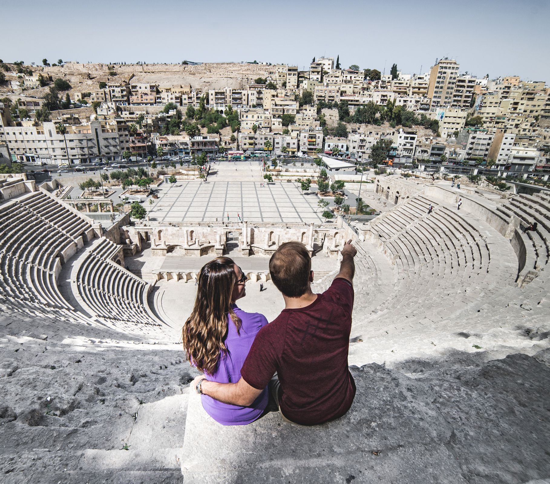 Jordan - most romantic places to travel