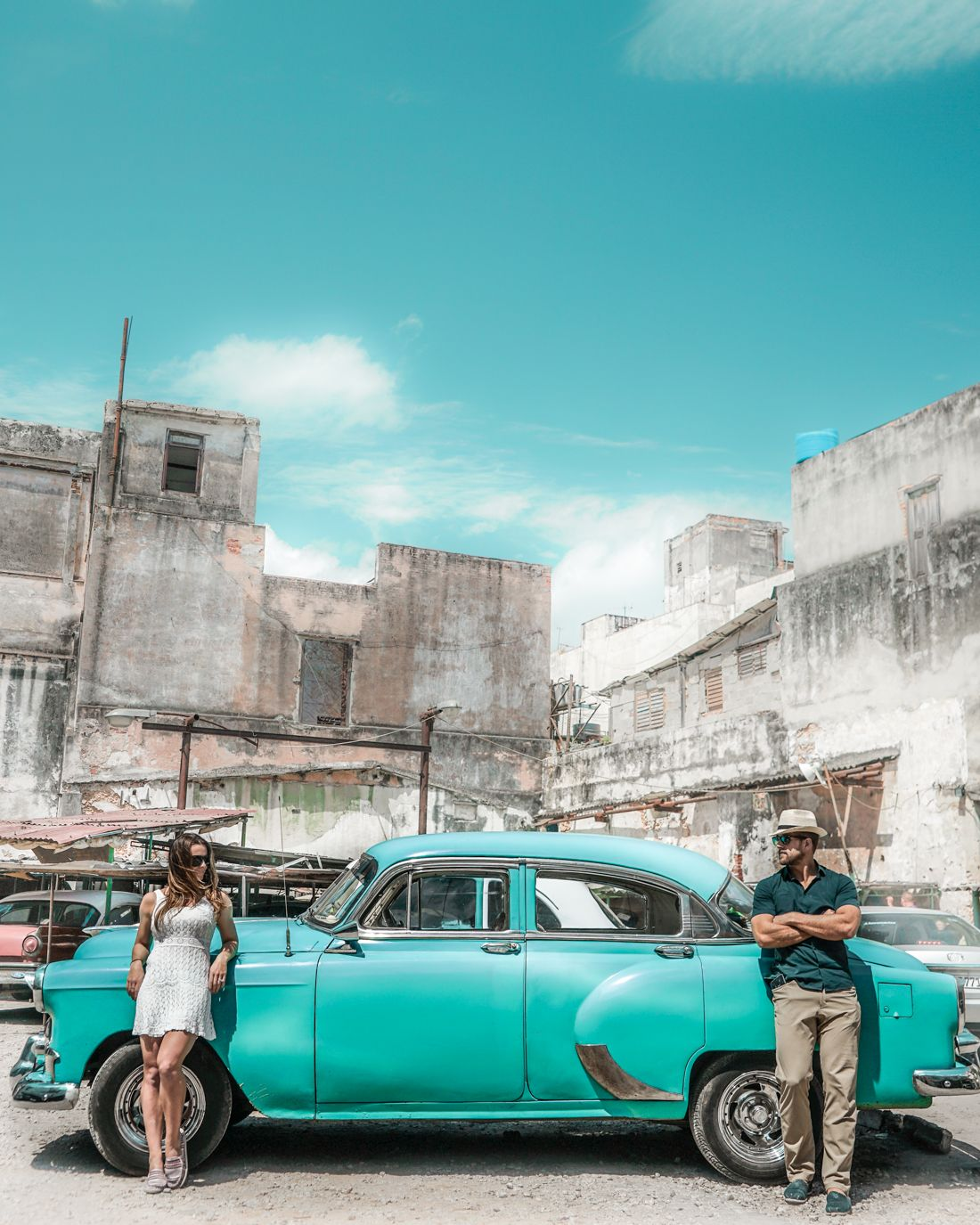 Havana - most romantic places to travel