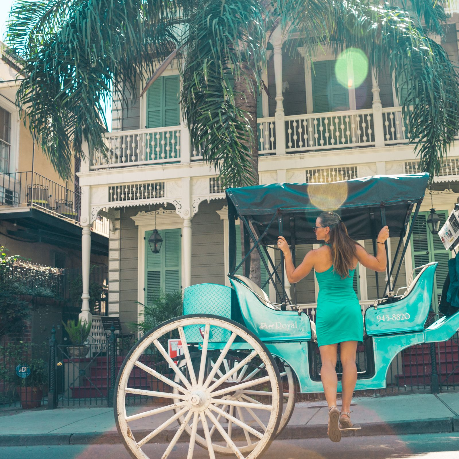 New Orleans - most romantic places to travel