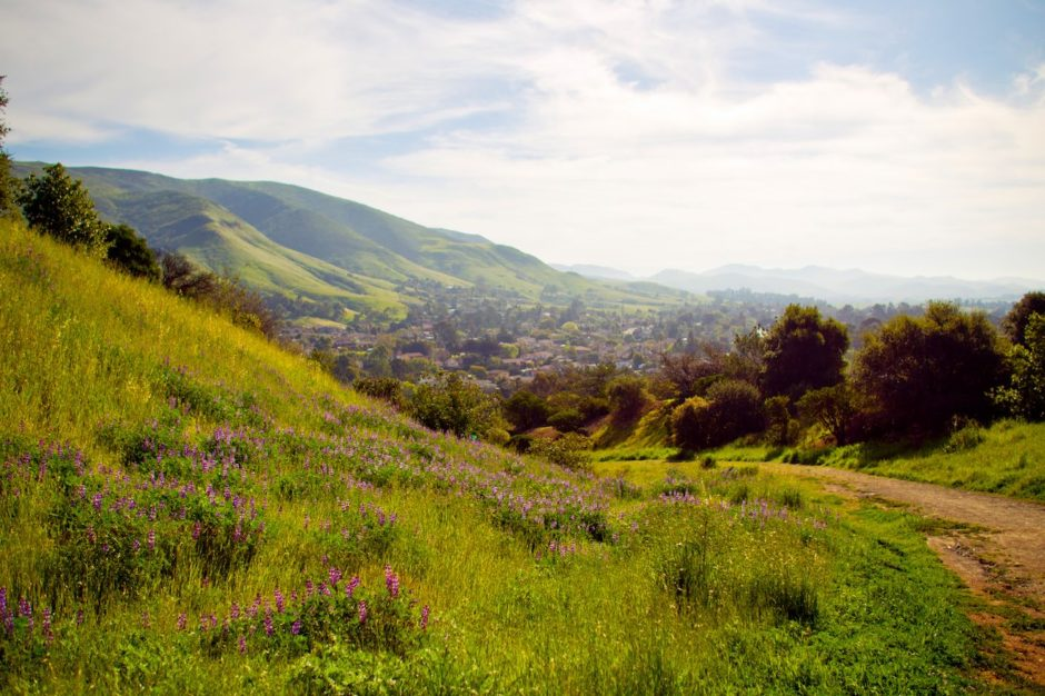San Luis Obispo hiking trail