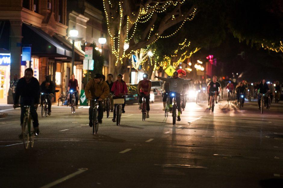 Bike night San Luis Obispo