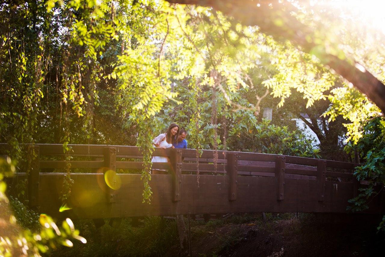Downtown creek San Luis Obispo