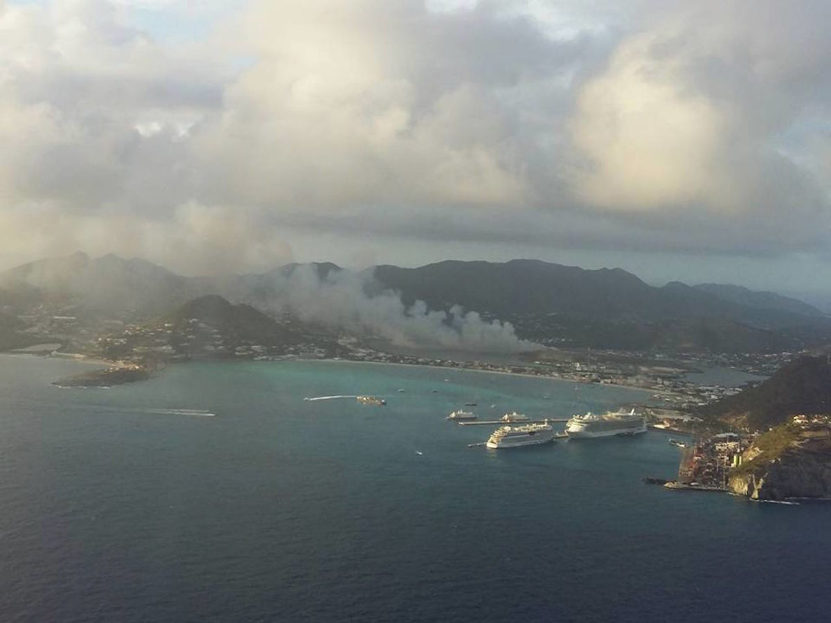 How climate change is transforming Sint Maarten, a place I love