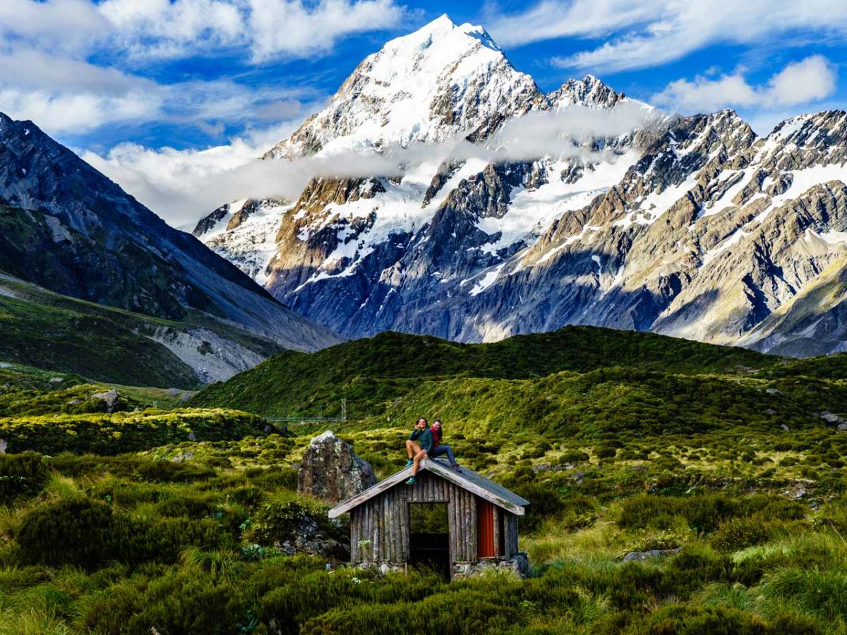 New Zealand's South Island will blow you away. See for yourself