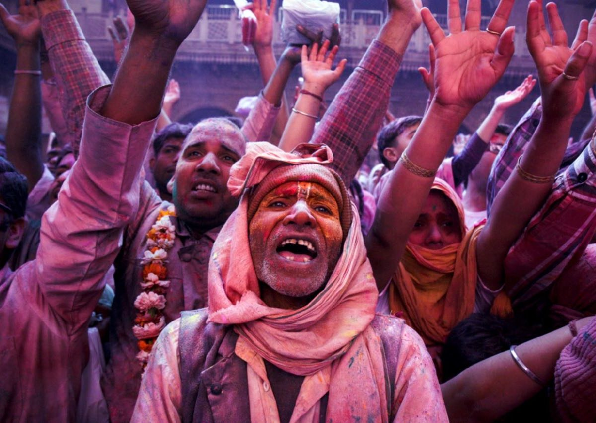 The ultimate guide to photographing India's Holi festival