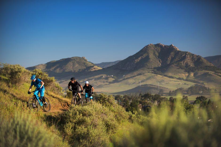Mountain Biking San Luis Obispo