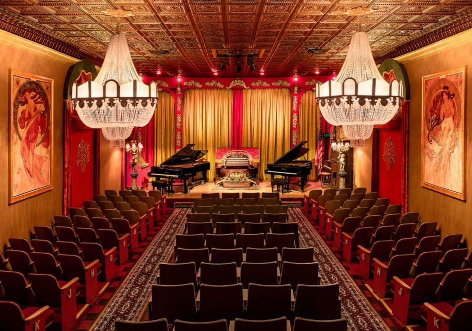 Old Town Music Hall Los Angeles