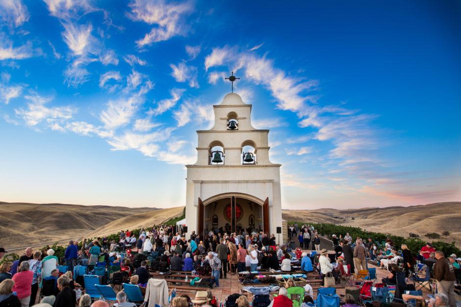 Serra Chapel Shandon San Luis Obispo