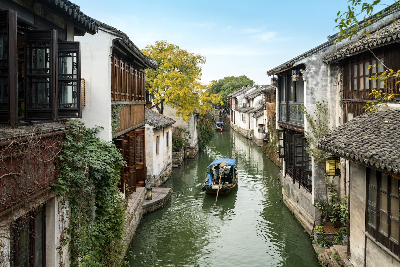 11 incredible world cities best explored by water