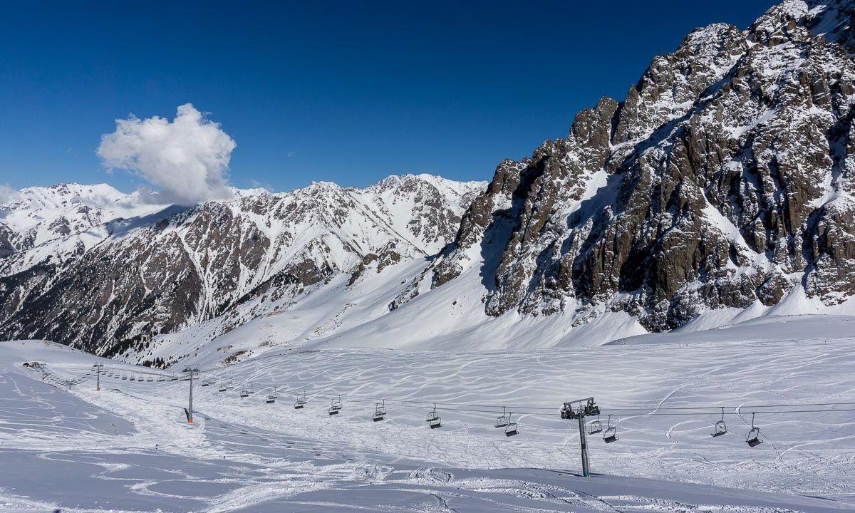 Skiing The Empty Slopes Of Kazakhstan Matador Network