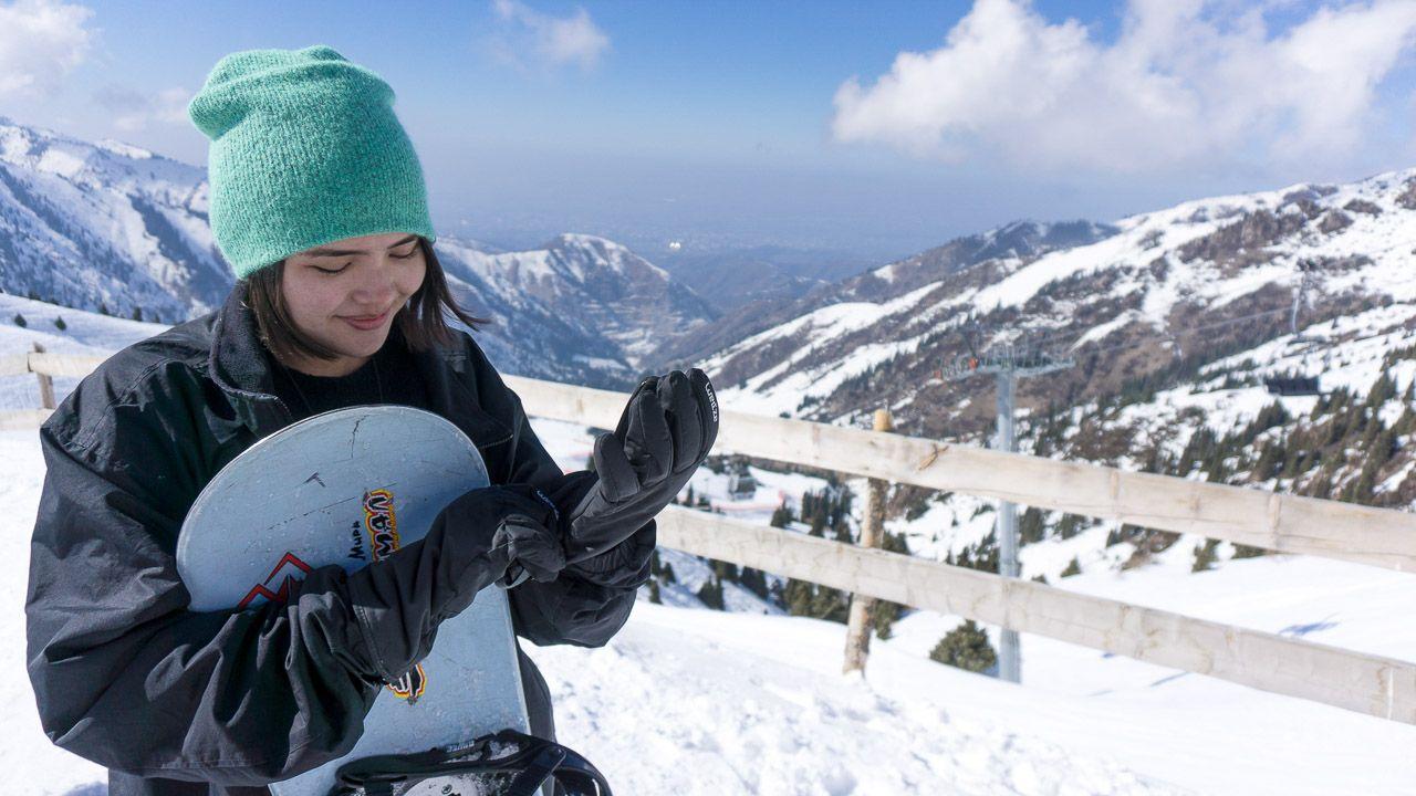 skiing the empty slopes of kazakhstan - matador network