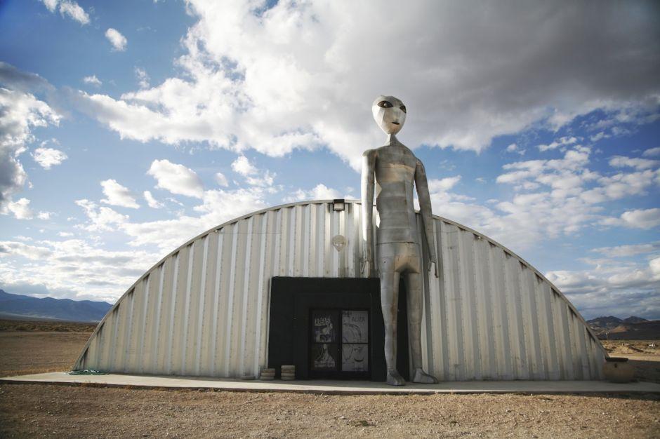 Alien Research Center Nevada