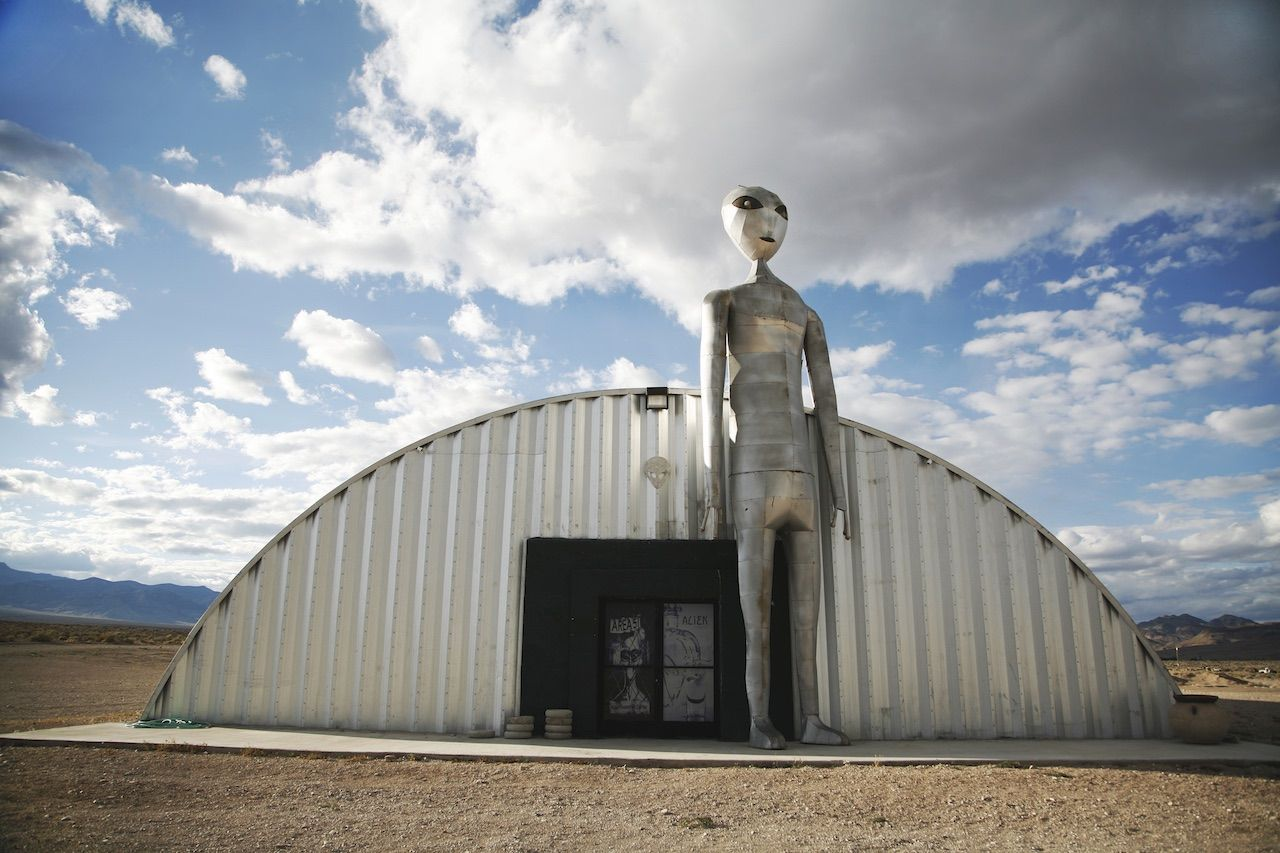 Alien Research Center Nevada