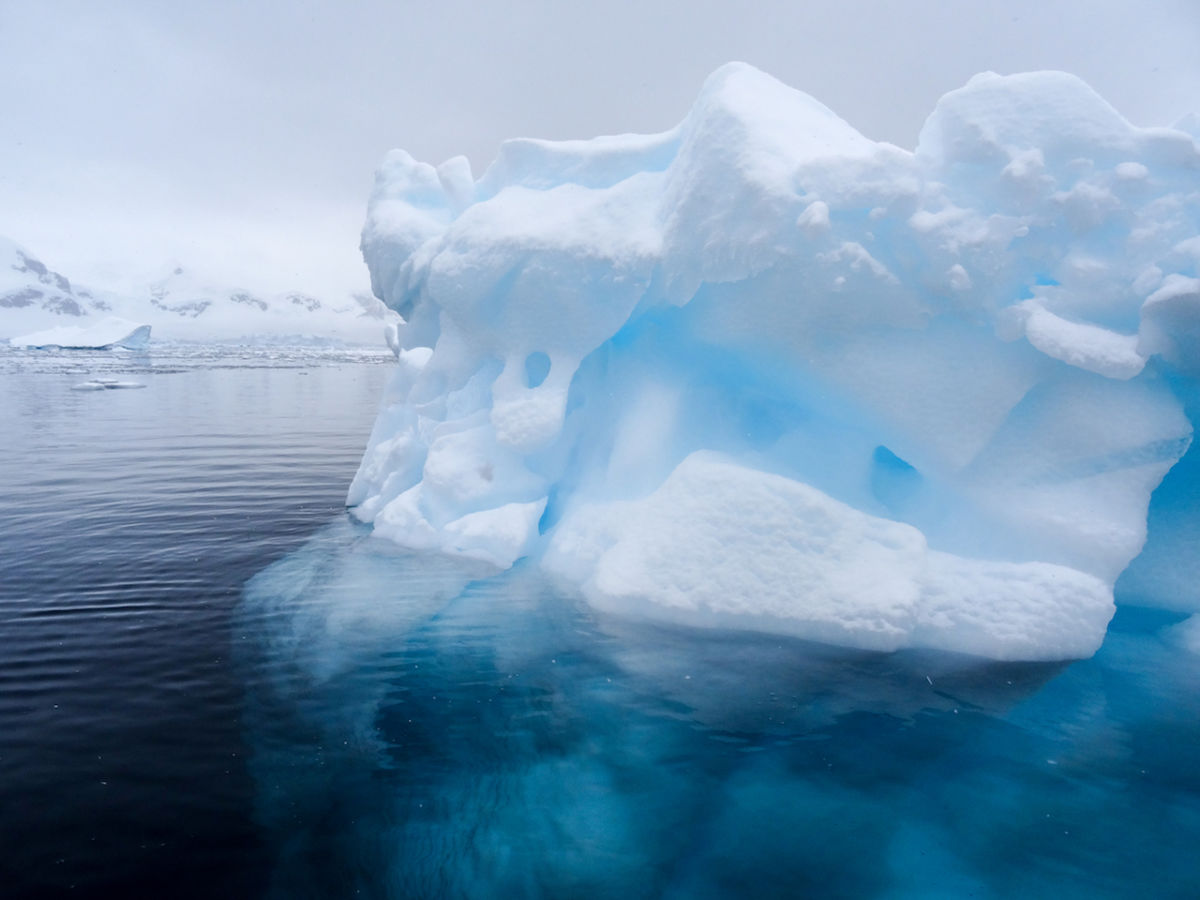 The White Continent will blow you away. See for yourself