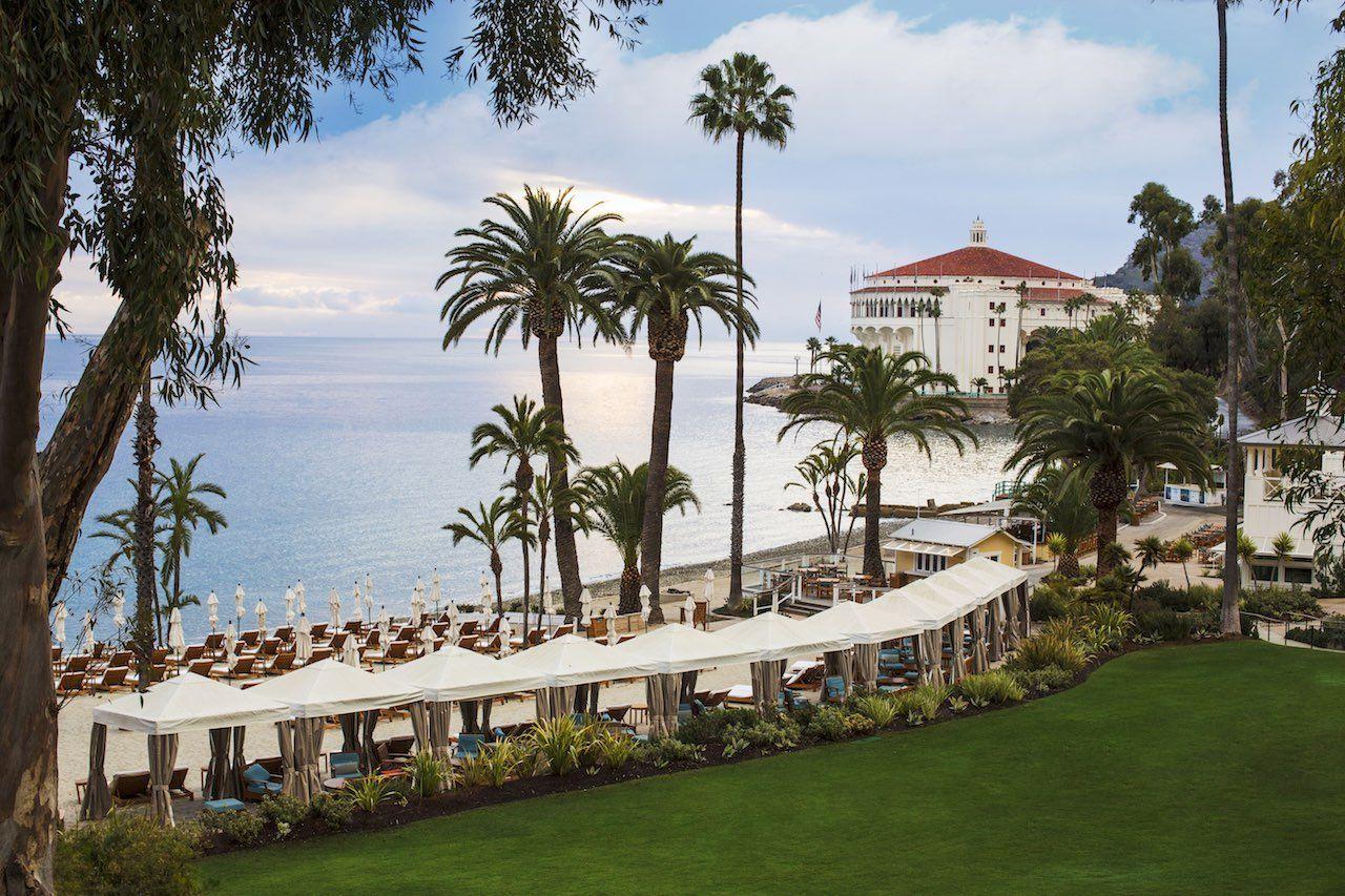 Descanso Beach Club Catalina
