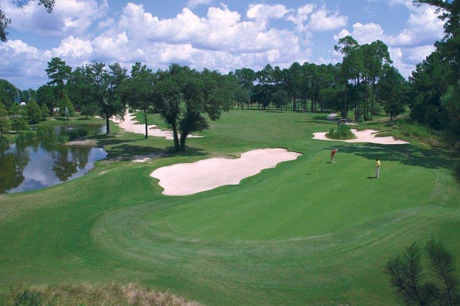 Golf Bridges Mississippi
