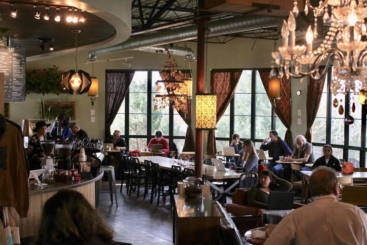 Iconik Coffee Roasters New Mexico