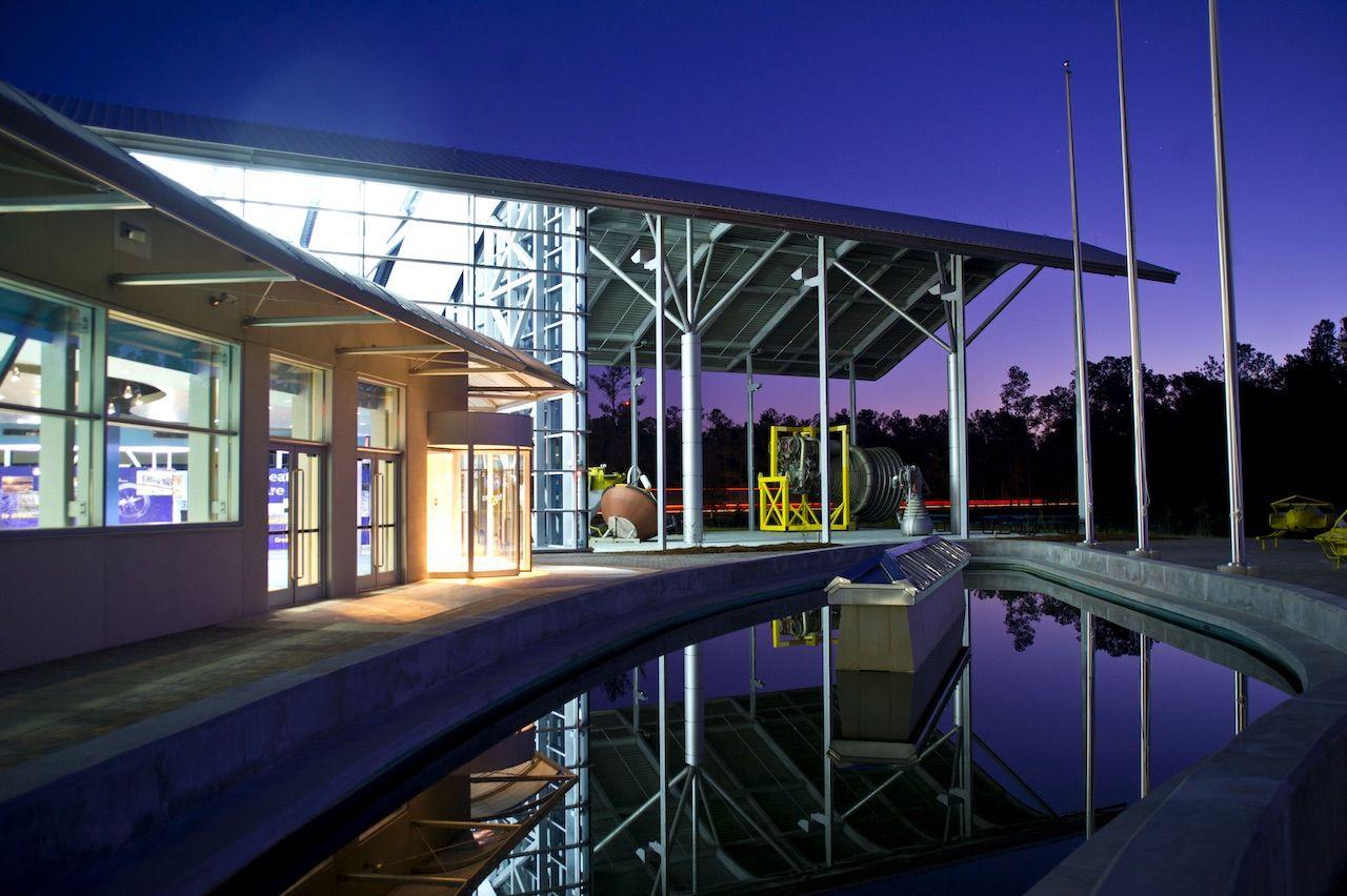 Infinity Science Center Nasa