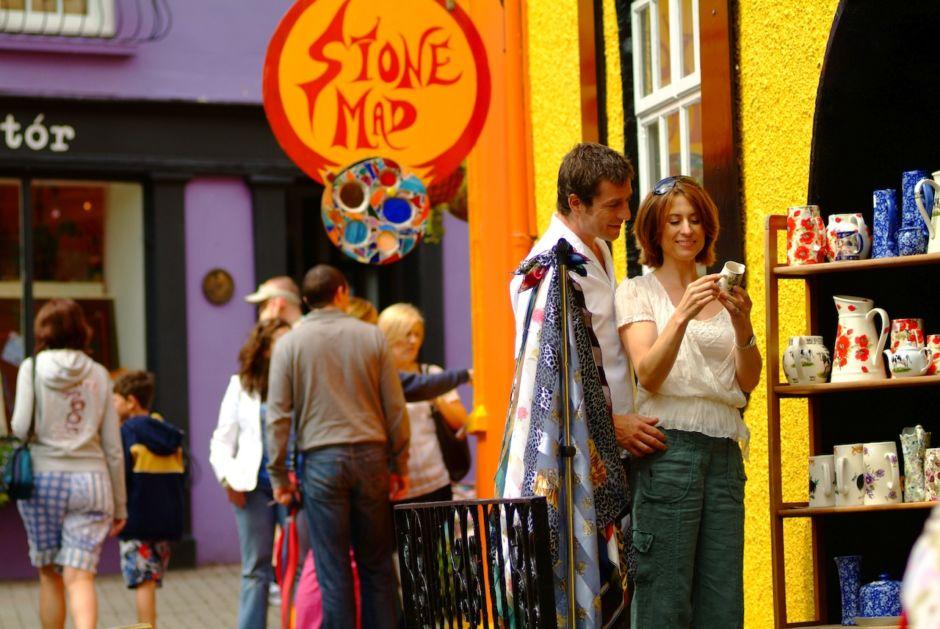 Kensale Ireland shopping