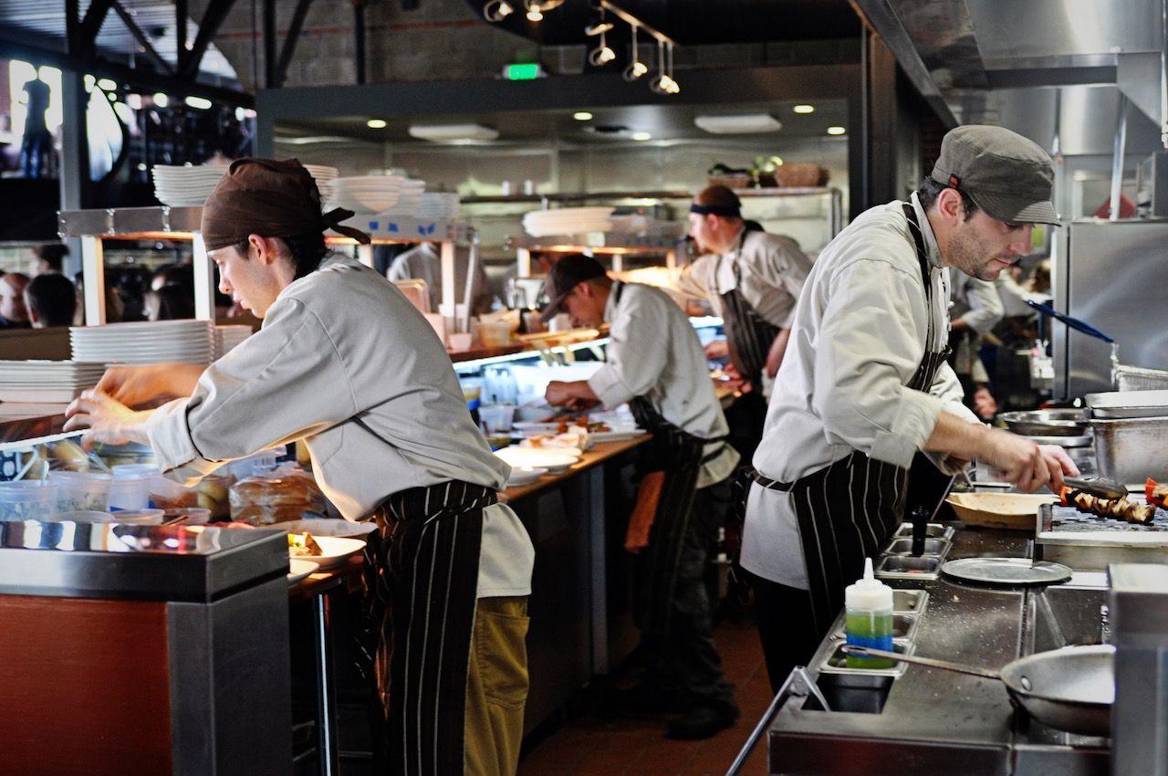 Linger Restaurant Denver
