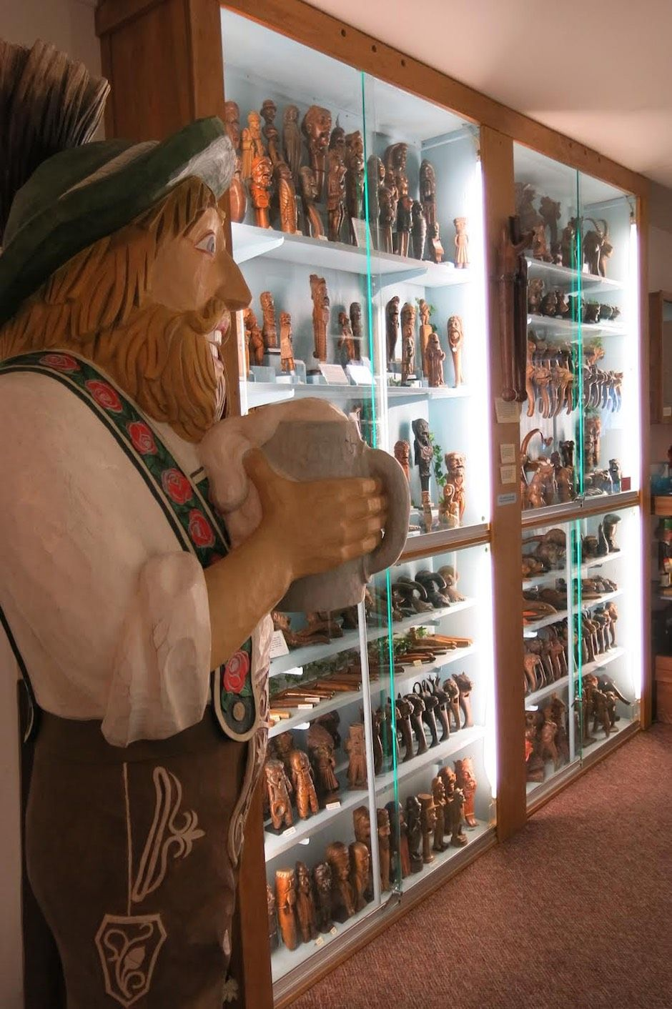The Leavenworth Nutcracker Museum