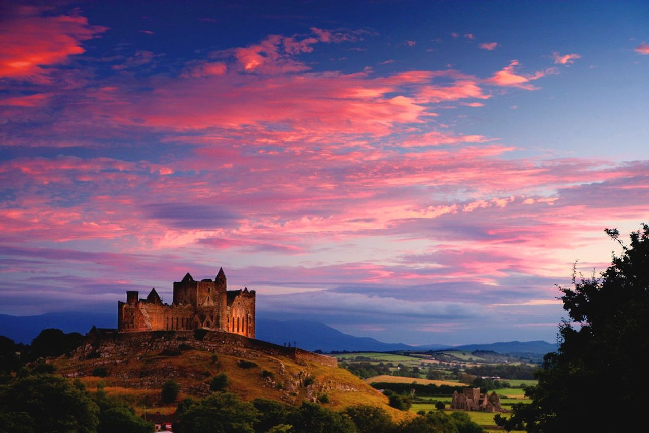 The Rock of Cashel Ireland