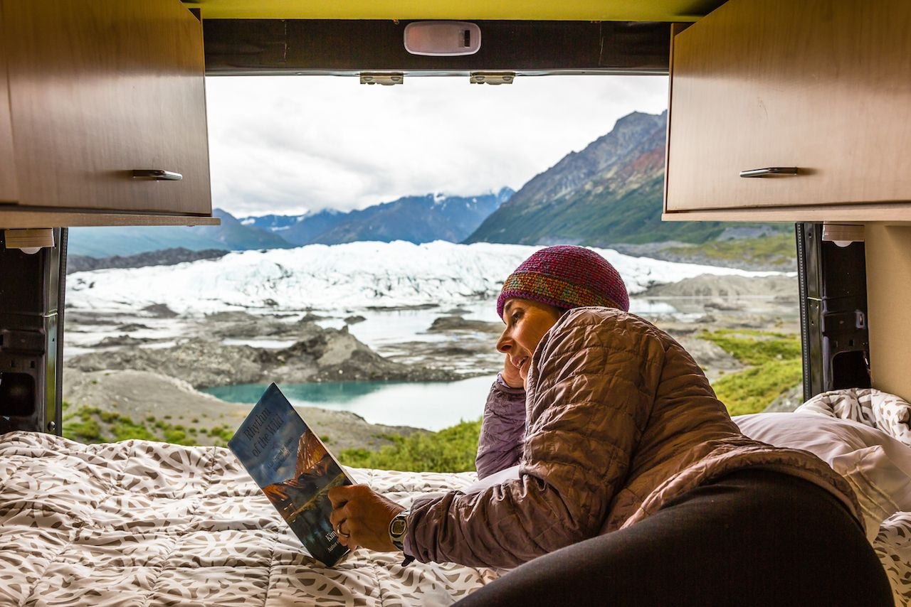 Vanlife in Alaska
