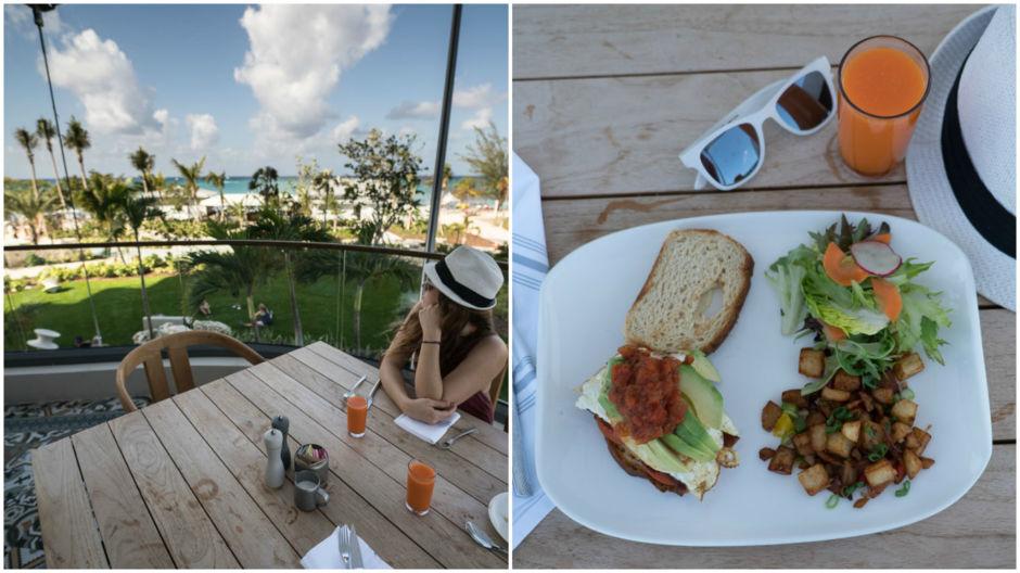 Cayman Islands relax