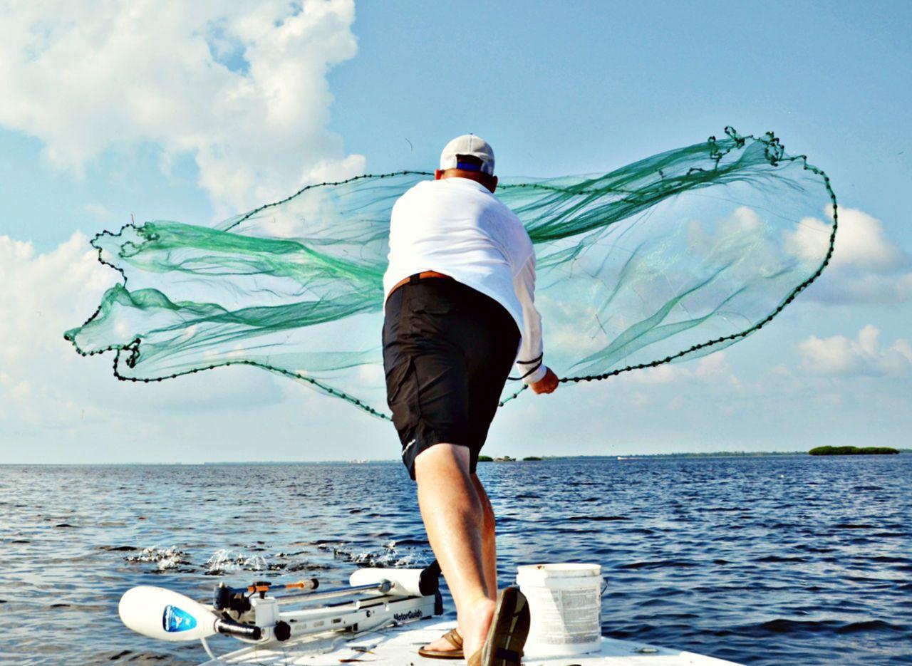 Estero Bay fishing