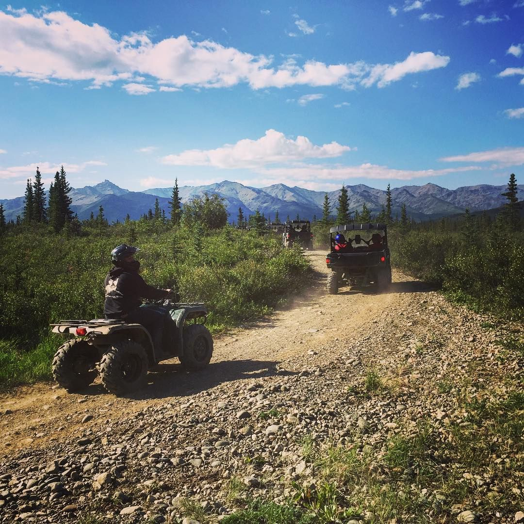 outdoor adventures Denali
