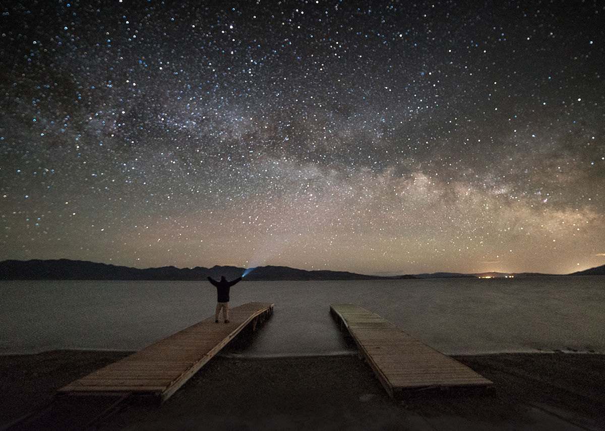 16 gorgeous images of the darkest night skies in America