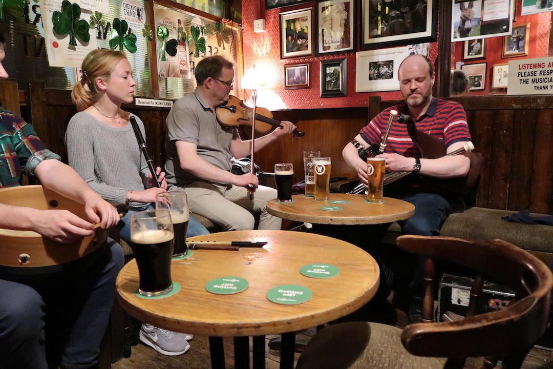 10 awesome experiences in and around Dublin