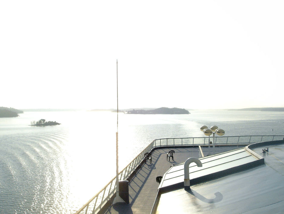 Helsinki cruise ship