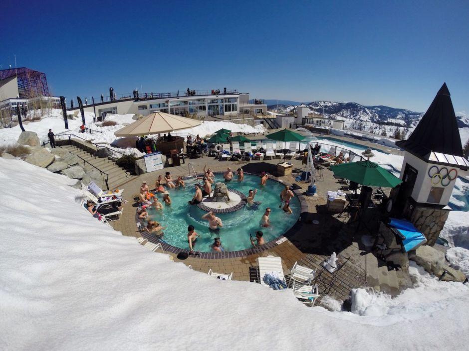 Squaw Valley Resort Reno