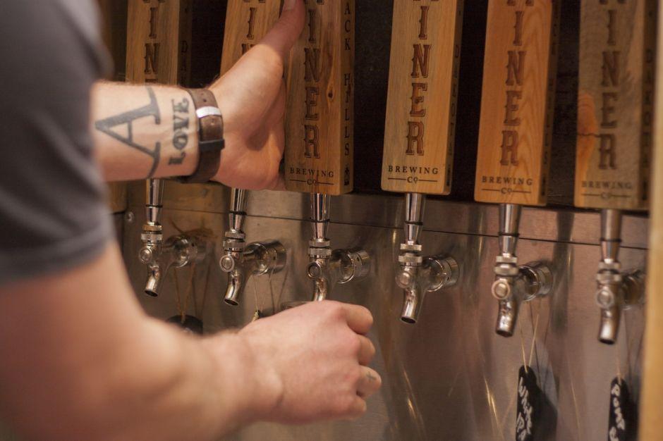 Miner Brewing Company South Dakota