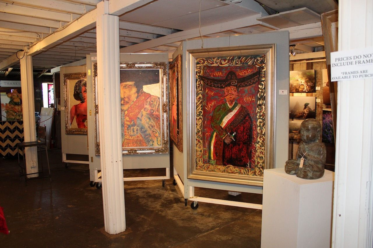Moss Landing Gallery Monterey