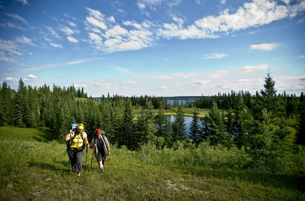 Boreal Trail Saskatchewan