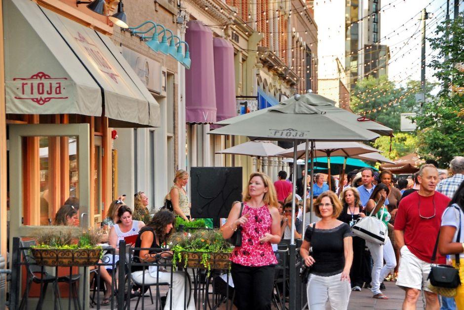 Rioja Restaurant  Denver